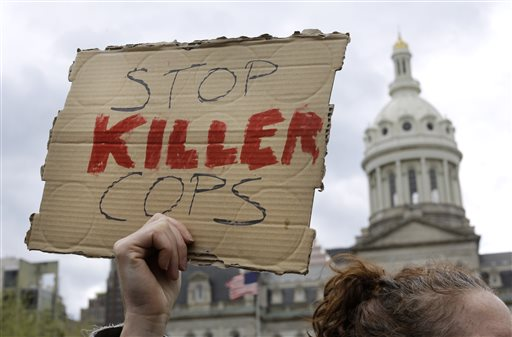 ACLU, Other Groups Plan 'Freedom Rides' Against Police Brutality from Baltimore to Annapolis