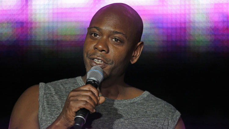 Dave Chappelle Gets Hit with Banana Peel During Show; Man Arrested