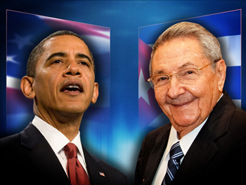 Obama-Castro Seek a New Dialogue and a New Reality