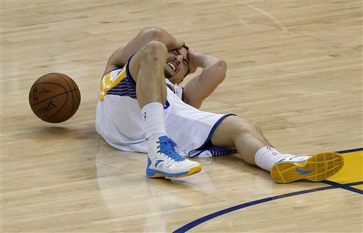 Agent: Warriors' Klay Thompson Clears First Concussion Tests