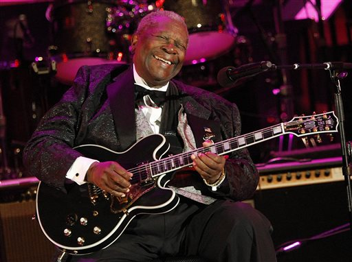 What Made B.B. King Great: Stamina (Among Other Things)
