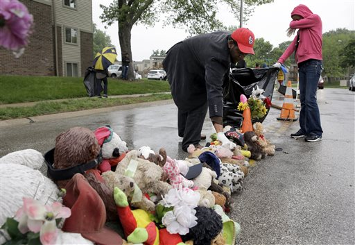 Ferguson: The Other Young Black Lives Laid to Rest in Michael Brown's Cemetery