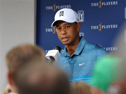 Tiger Woods: Golfer Shoots Best Round in Two Years