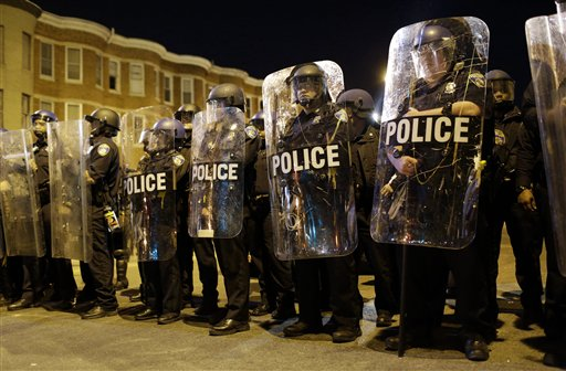 Differing Perceptions of Waco, Baltimore Bothering Some