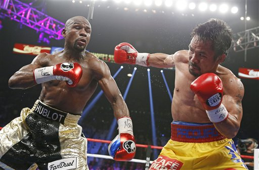 Mayweather-Pacquiao Was a Complete Waste of Time and Money