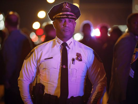 Baltimore Police Chief: 'There is a Sense of Rage'