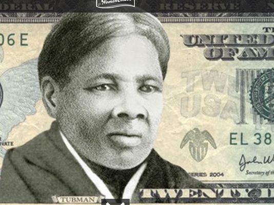 America Wants Harriet Tubman on $20 Bill