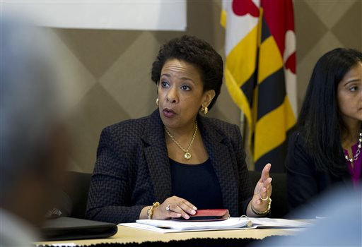 Loretta Lynch on Race, Family and Facing Adversity
