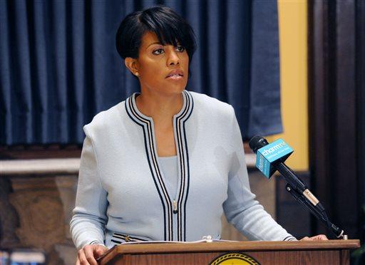 Baltimore Mayor Wins Praise for Seeking Federal Police Probe