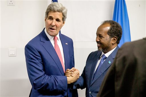 US Opens Diplomatic Mission for Somalia in Neighboring Kenya