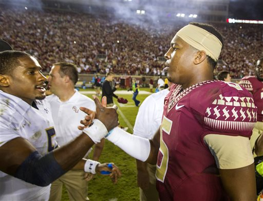 Fisher Names Golson Starting QB for No. 10 Florida State