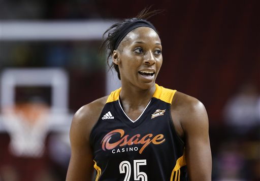 WNBA's Johnson: Didn't Expect Arrest After Griner Fight