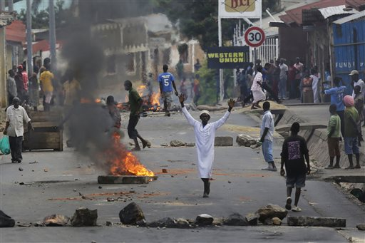 Burundi's Catch-22: Retribution at Home and Disease over the Border