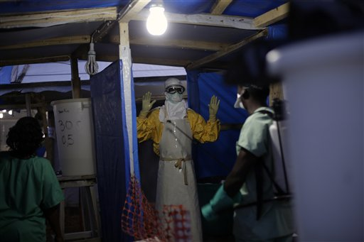 Guinea Reports 27 New Ebola Cases After Previous Lull