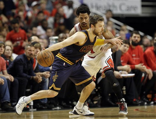 Cavaliers Push Through Injuries on Path to Eastern Finals