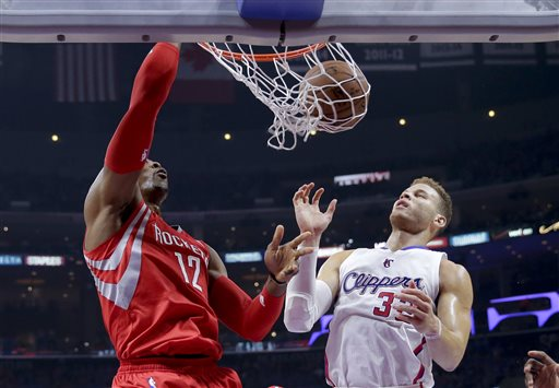 Rockets Stun Clippers 119-107 to Force Deciding Game 7