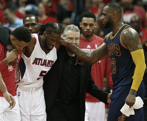 Mass Injuries Continue to Mar Otherwise Spectacular NBA Playoffs