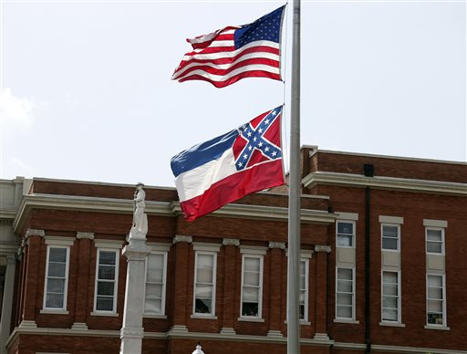 Notable Mississippians Join Chorus to Change State Flag
