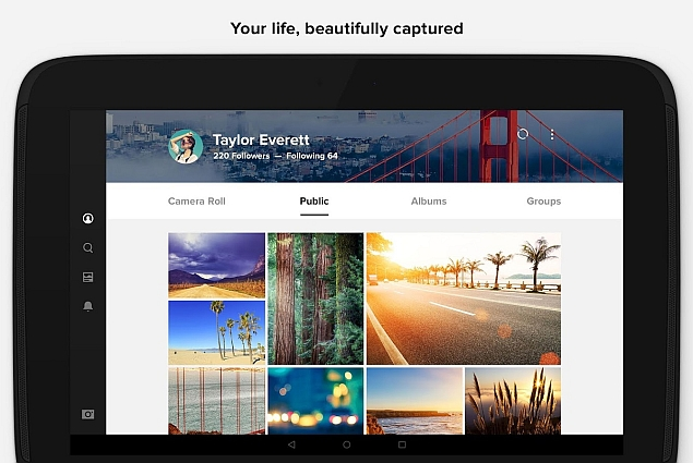 Yahoo Revamps Flickr Across Desktop, Mobile, and Web