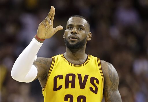 LeBron: Health, Family Will Determine 2016 Olympic Plans