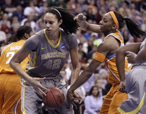 Griner Files to Annul Marriage to Fellow WNBA Player