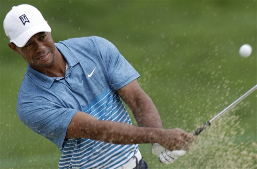 Tiger's Troubles from the Tee Continue at Memorial