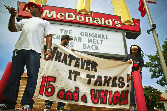 Black Workers Could Save Dying Unions