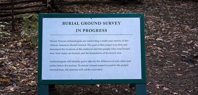 Bones Found at Former Black Cemetery Halts Project