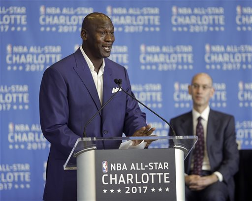 Michael Jordan Made More Money off Sneakers in 2014 Than He Made in NBA Career