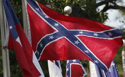Confederate Emblems 'Treason,' Says Head of Rights Group