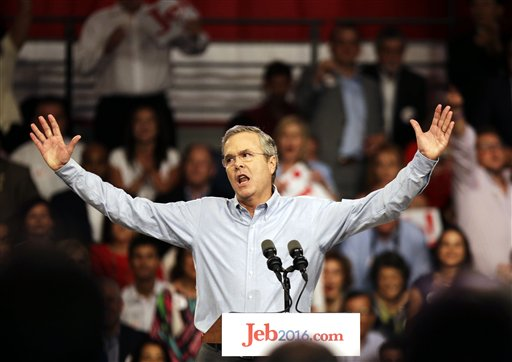Here's What Really Happened In Jeb Bush's Private 'Black Lives Matter' Meeting