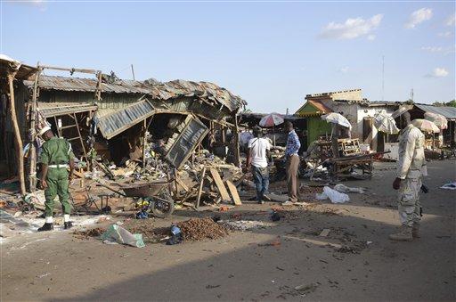 Nigeria Violence: 'At Least 40 Dead' in Boko Haram Attack