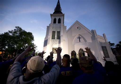 Investigators Probe Fires At 6 Black Churches In 5 Southern States