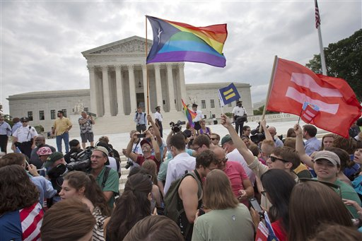 Supreme Court Extends Gay Marriage Nationwide