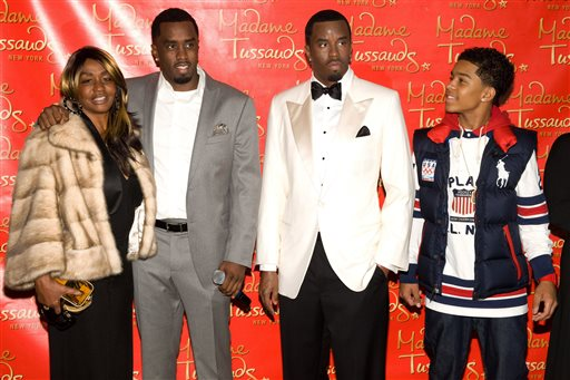 Diddy's Son Praises His Dad Day After Arrest for UCLA Brawl