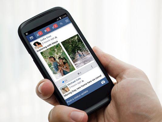 Facebook Rolls Out 'Lite' Version