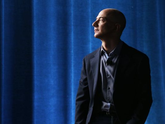 Bezos: Amazon's in a Plural Marriage to the Cloud, Prime and Marketplace