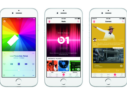 Apple Music First Look: Visually Appealing with Creative Playlists