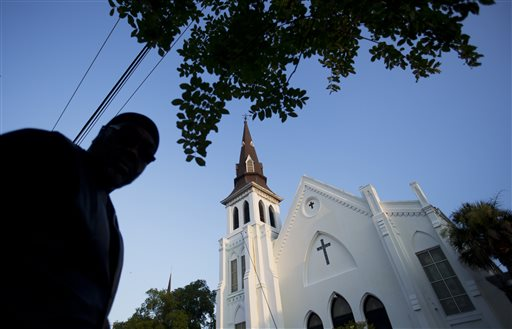 The Black Church and the Strength to Forgive