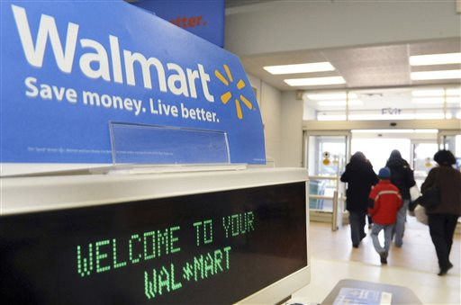 Next Up for Wal-Mart Pay Raises: Department Managers