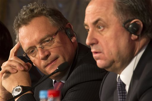 Report: FIFA's Valcke Believed to be Behind $10M Payment