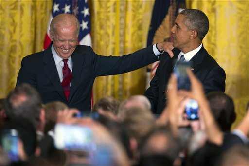 Obama Scolds Heckler: 'You're in My House'