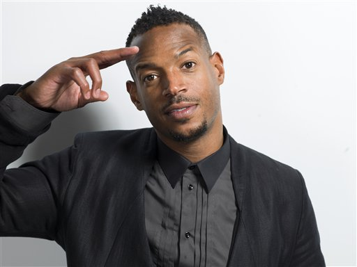 Marlon Wayans' Christian Grey Will Be Shady and a Bad Lover