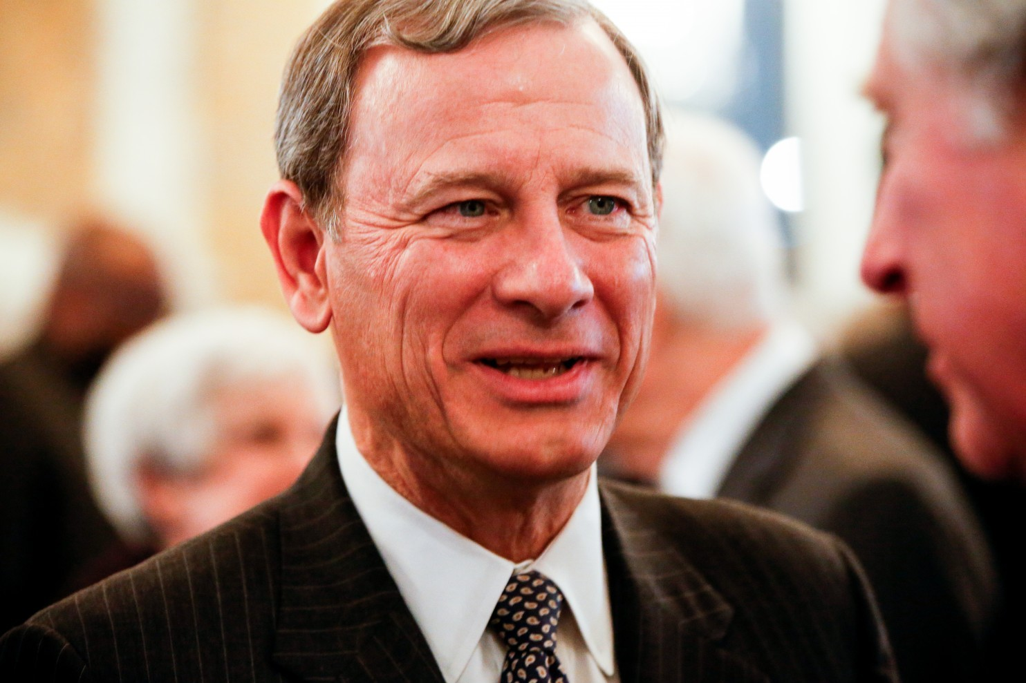 john g roberts The latest tweets from john g roberts (@johnroberts_cj) chief justice of the united states supreme court.