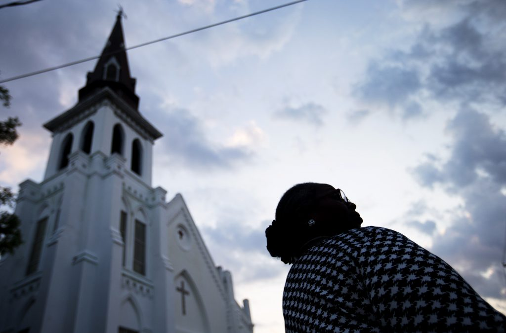 Charleston Church Shooter Dylann Roof 'Caught Us With Our Eyes Closed'