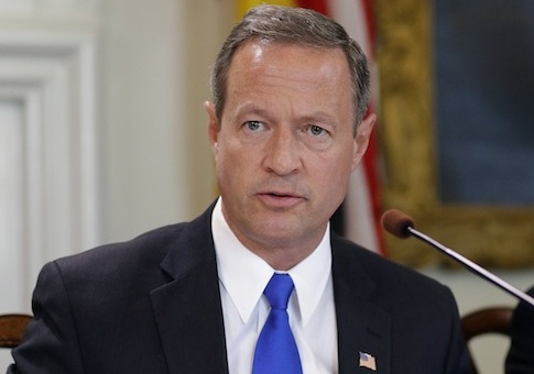 Many in Baltimore Community React with Skepticism to O'Malley's Claims of Progressive Bona Fides