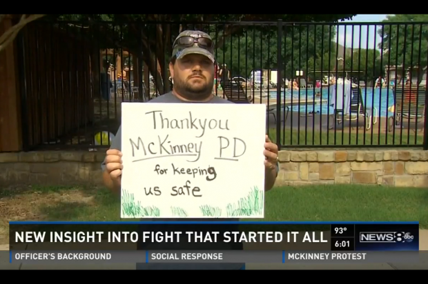 Twitter Mercilessly Mocks McKinney Cop Defender with #SeanToon911