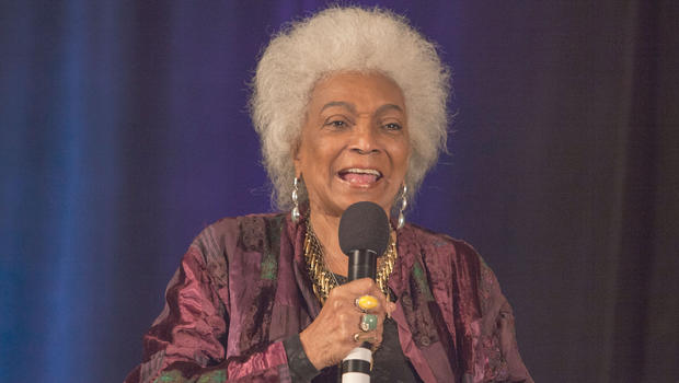 'Star Trek' Icon Nichelle Nichols is Recovering from a Mild Stroke