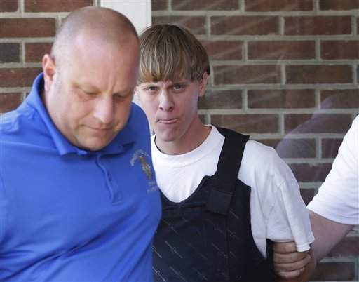 Dylann Storm Roof Photos and a Manifesto Posted on Website