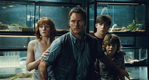 'Jurassic World' Passes 'Avengers' for Biggest Opening Ever